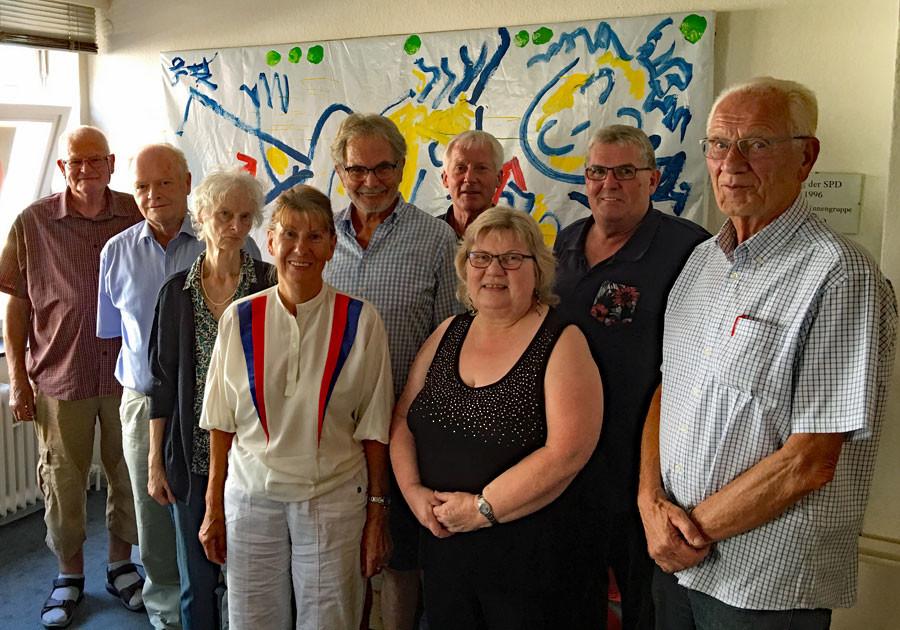 AG SPD 60plus gegen Parteierneuerungs-Aktionismus