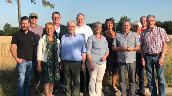 Treffen der SPD-Kreistagsfraktion in Lemke
