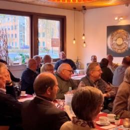 SPD-Unterbezirk Nienburg diskutiert in lockerer Runde