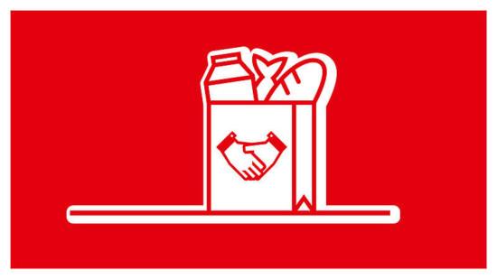 Symbolbild Corona-Nachbarschaftshilfe
