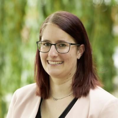 Kandidatin Imke Lauter