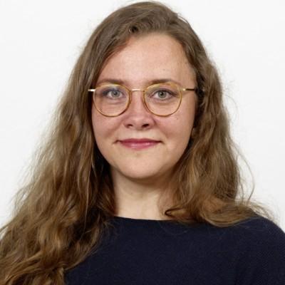 Kandidatin Jenny Kolwe