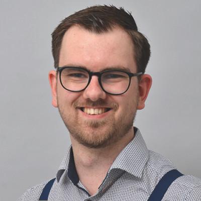 Kandidat Henrik Buschmann