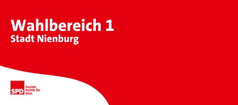 Kreistagswahl Wahlbereich 1: Stadt Nienburg