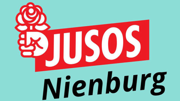 Logo Jusos Nienburg
